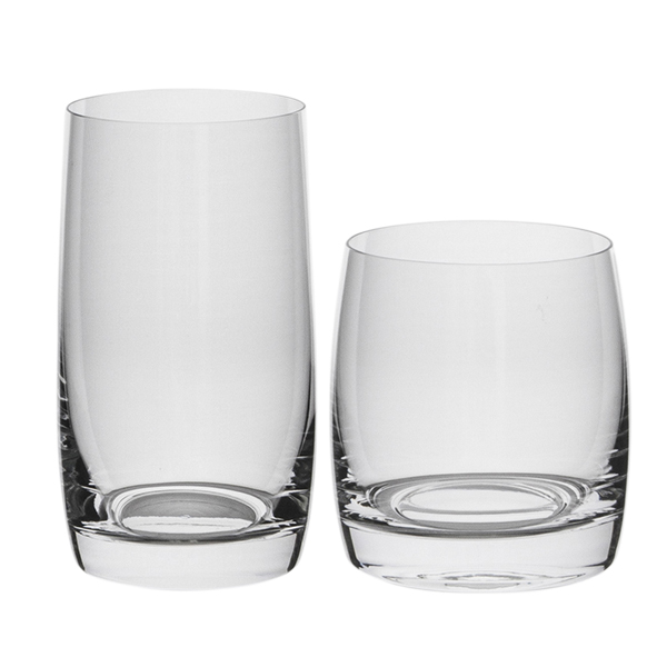 Комплект чаши за алкохол и вода Bohemia Royal Ideal