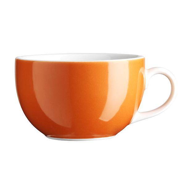 Порцеланова чаша Domestic Swoon Orange