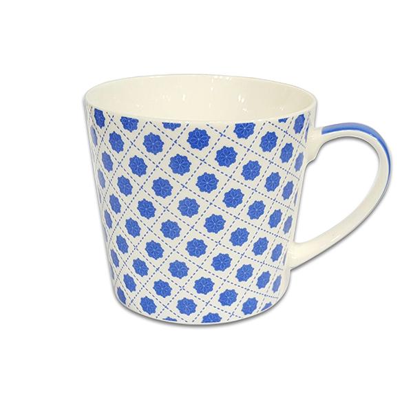 Порцеланова чаша Mug Jameson+Taylor Florets blue