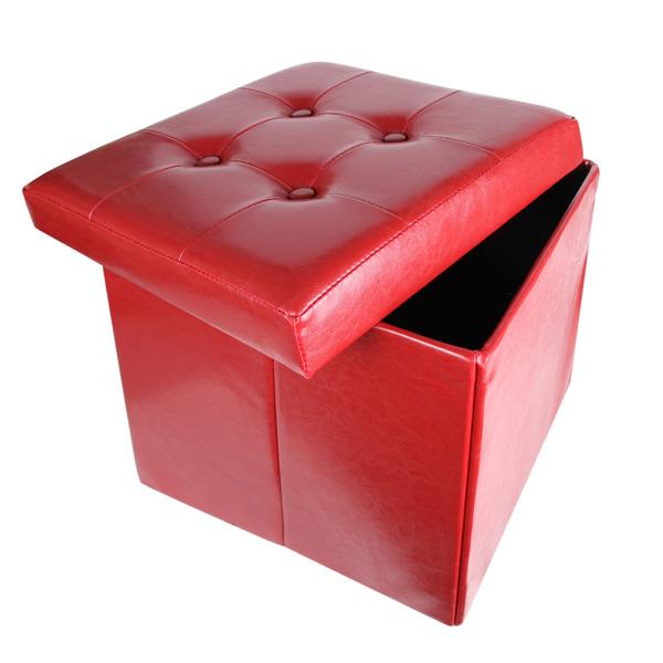Табуретка Homa 102 червена