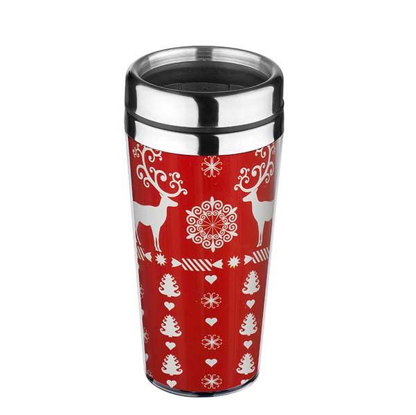 Термо чаша Коледно настроение