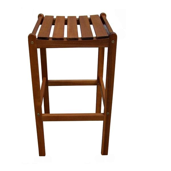 Акациев Бар стол без облегалка Muhler