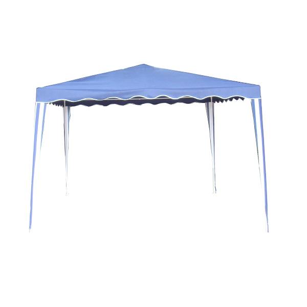 Градинска Шатра 3х3 m MUHLER синя