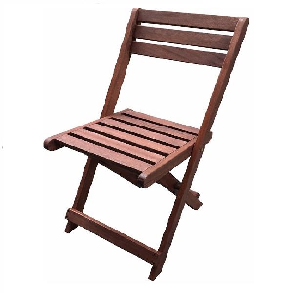 Сгъваем дървен стол Muhler Meranti